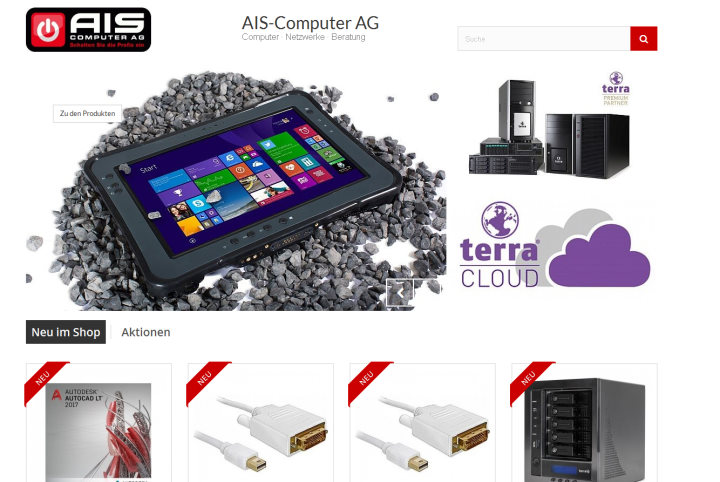 Prestashop ais-computer.ch